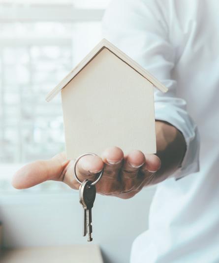 Servicios de gestión inmobiliaria